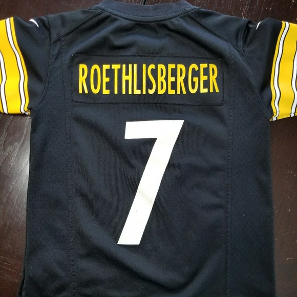 Ben Roethlisberger NFL Jersey